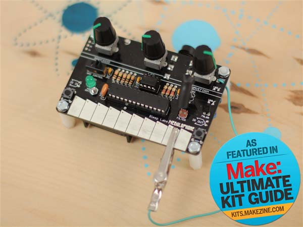 Kit-A-Day Giveaway: Pico Paso and Nebulophone
