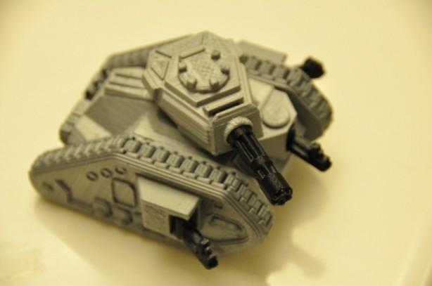Sweet FDM/FFF 3D Printed Wargaming Minis