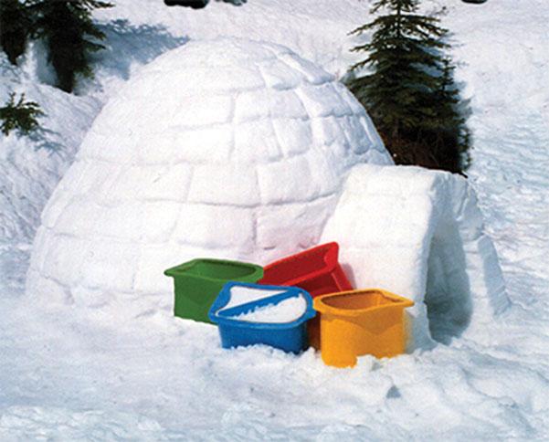 Eskimold Igloo Building Kit