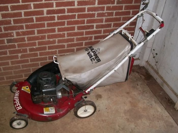 My First Epic Hack: The Lawnmower of Theseus