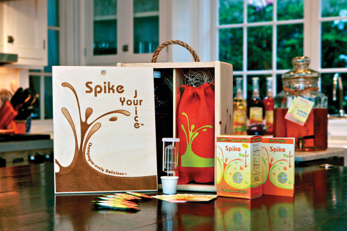 Spike Your Juice