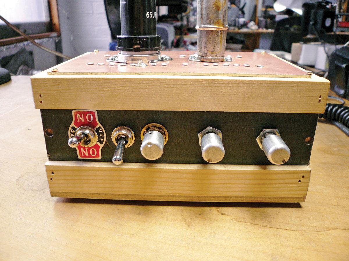 Phantastron Synthesizer Kit
