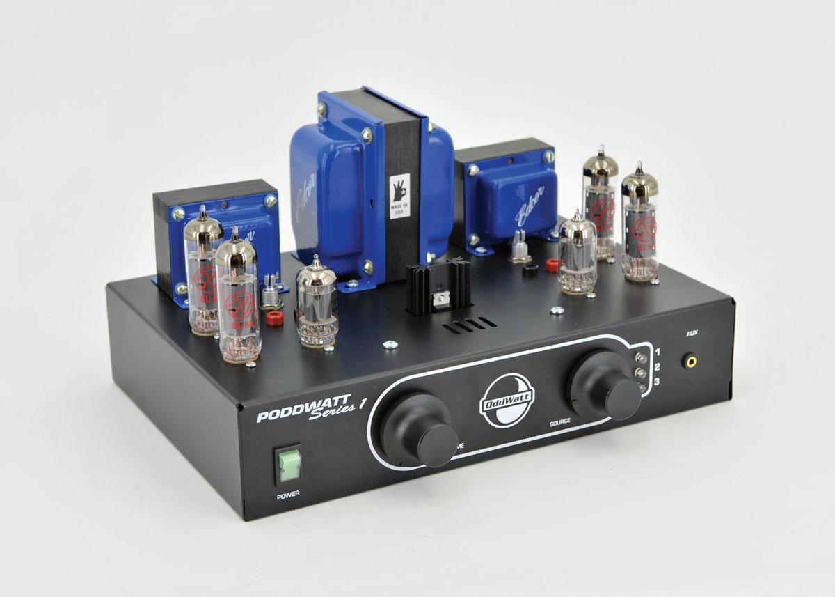 PoddWatt Series 1 Amplifier