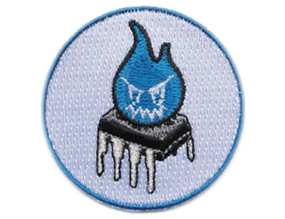 Let The Smoke Out With This Merit Badge