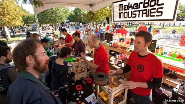 Makers Make The Economist