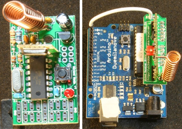 New in the Maker Shed: Minty Mote and Wireless Sensor Node / Receiver