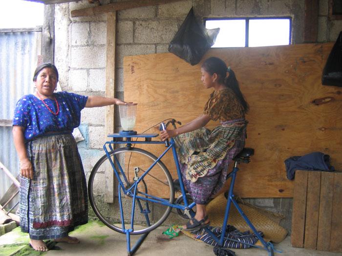 Pedal Powered Machines by Maya Pedal