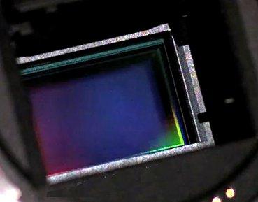 Super Slow Motion Canon DSLR Shutter Action