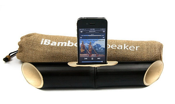 iBamboo Passive Acoustic Amplifier