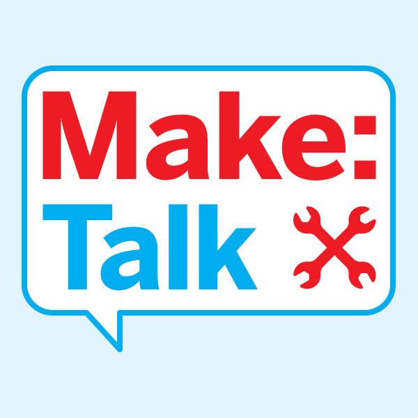 Make: Talk 001 – Steve Hoefer, Secret-Knock Gumball Machine