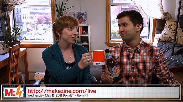 Make: Live Takes a Holiday