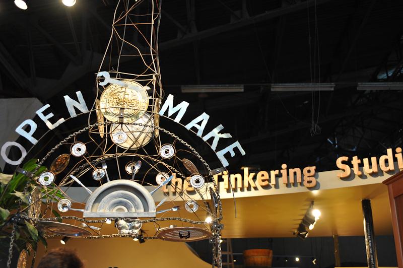 Open MAKE at the Exploratorium