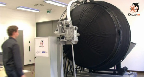 NEWS FROM THE FUTURE: Reconstruction Sphere Makes Digital Copy of Anything
