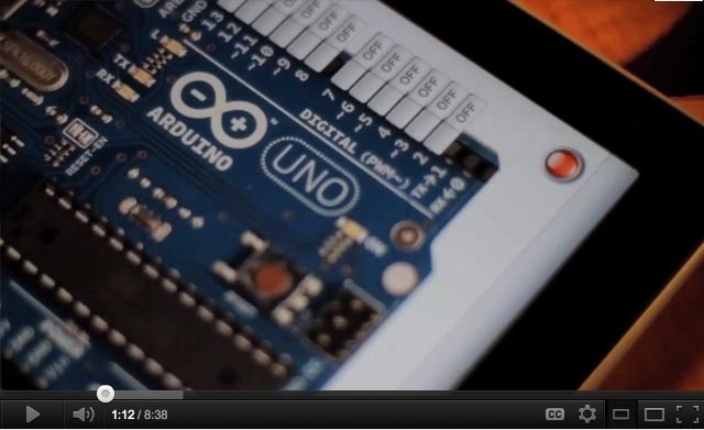 iOS Communicating with Arduino Demonstration