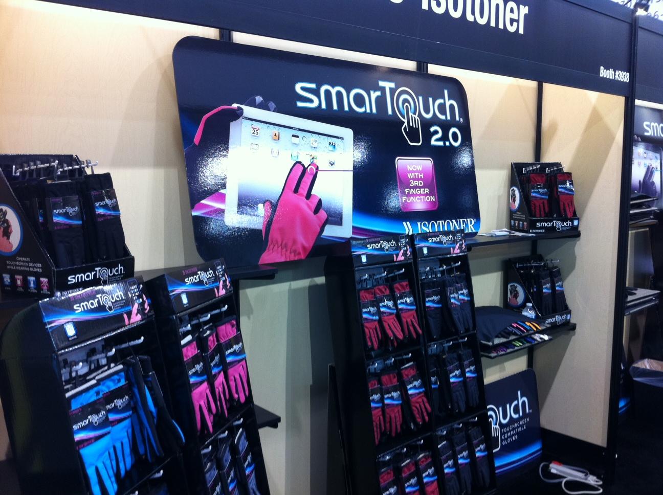 Alt.CES: Even Smarter Touch Glove