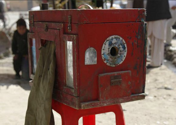 How-To: Build and Use an Afghan Box Camera