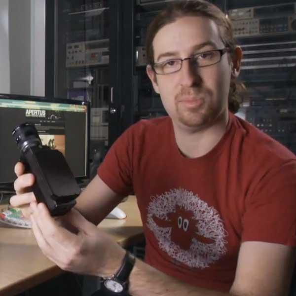 Apertus, an Open Source Cinema Camera