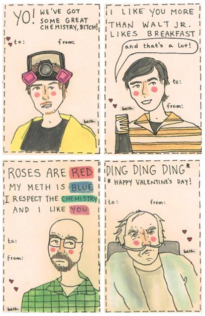Breaking Bad Valentine's