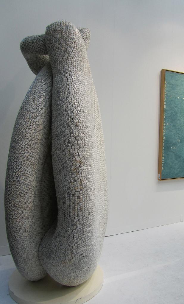 Tony Cragg's Dice Sculptures