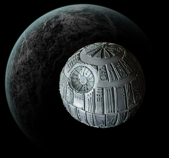 How-To: Death Star Cake