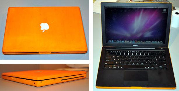 How-To:  Dye Your MacBook