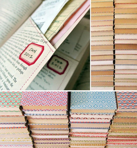 How-To: Book Page Pockets
