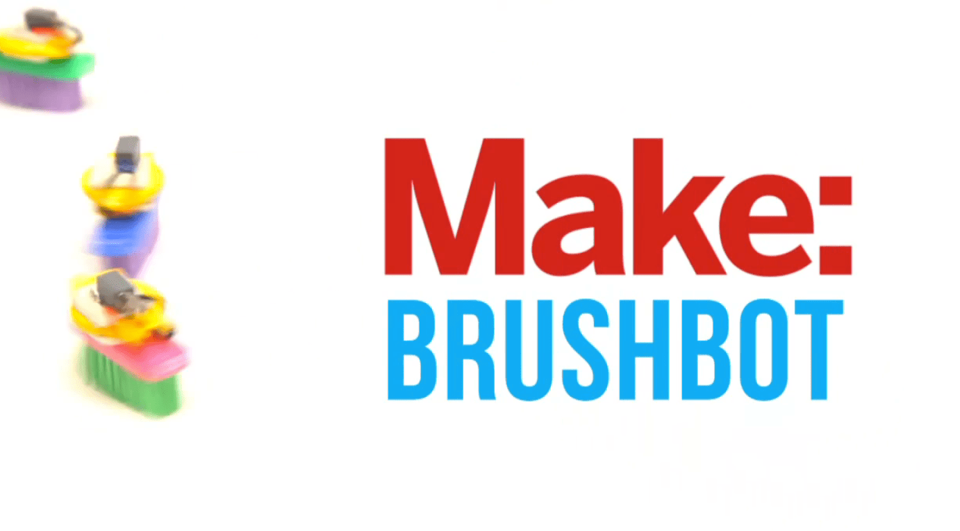Make Whirly Brushbots from Toothbrushes