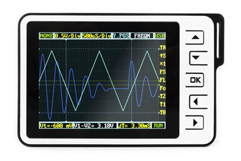 In The Maker Shed: DSO Nano V2.0 Oscilloscope