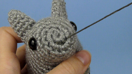 How-To: Secure Stitching on Amigurumi