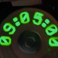 POV-Clock