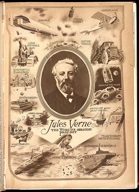 Great Leaps of Imagination: Jules Verne