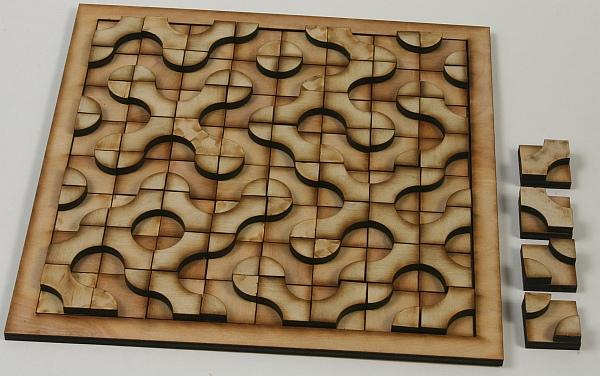 Math Monday: Make a Truchet Tiles Puzzle