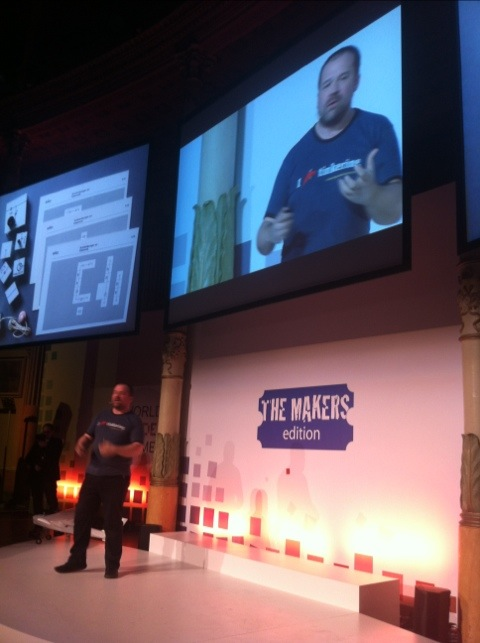 Makers at World Wide Rome