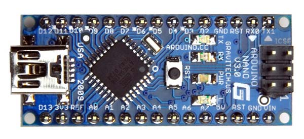 Back in the Maker Shed: Arduino Nano