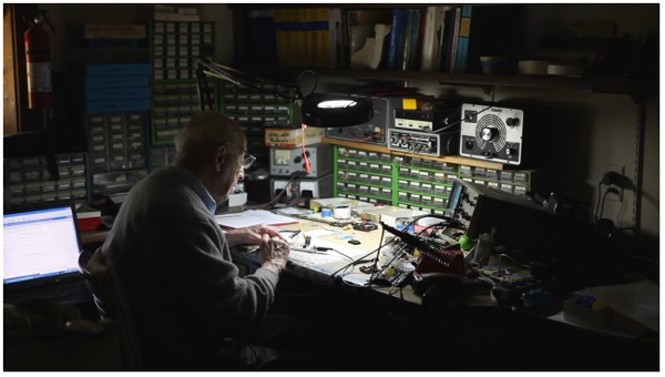 Ralph Baer, 90-year-old Video Game Pioneer