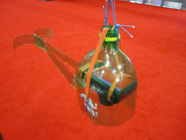 Alt.SXSW: DIY Balloon and Kite Mapping