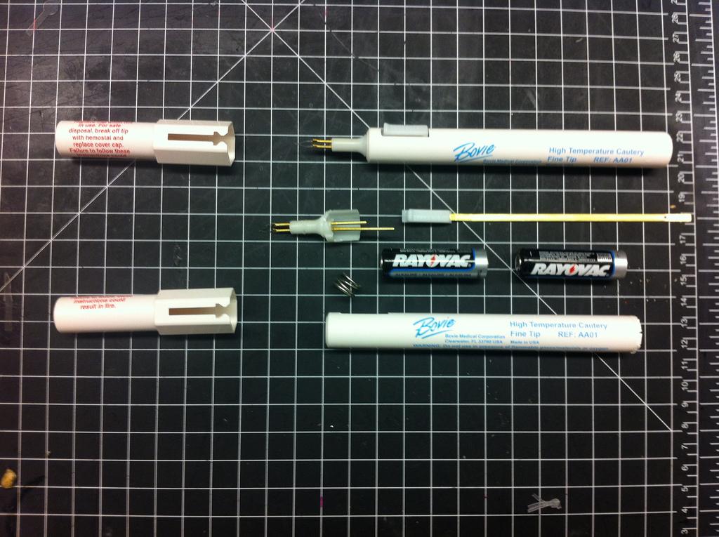 The Secret Life of Disposable Cautery Pens