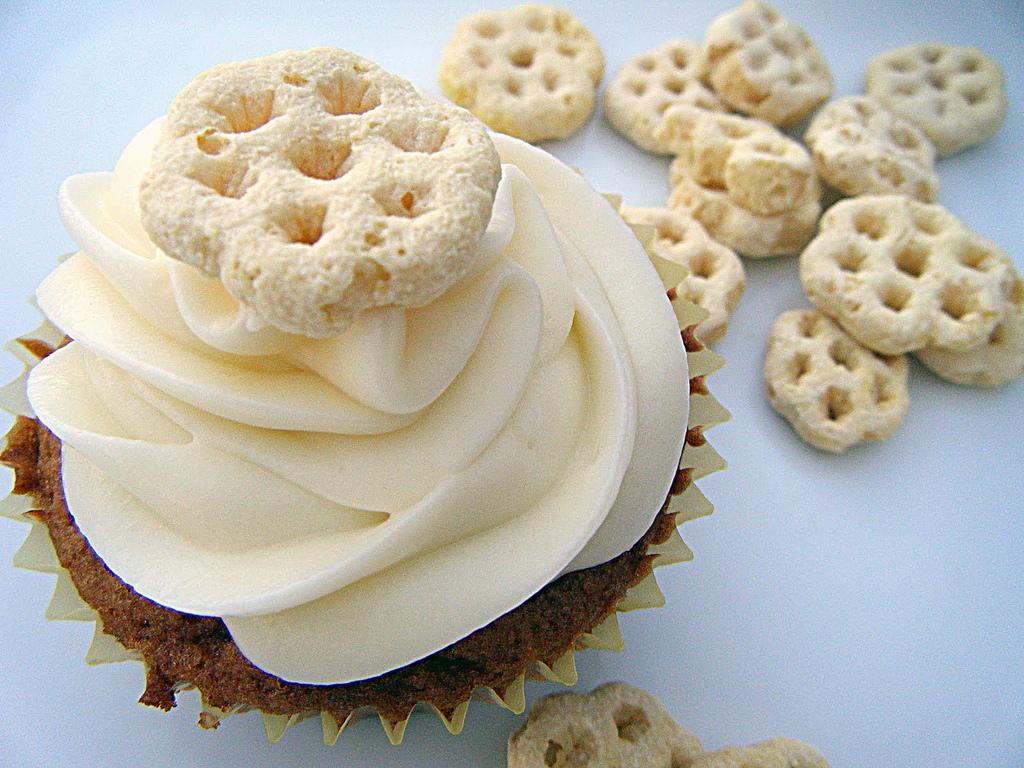 Cereal Cupcake Roundup