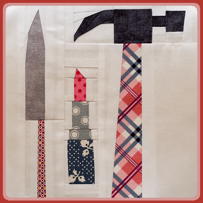 Desperate Housewives Quilt Block