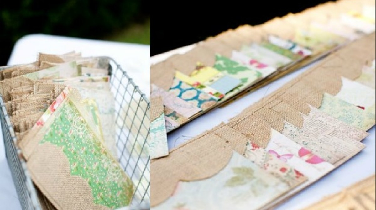 DIY Wedding Programs | Make: