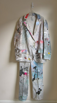 Drop Cloth Suit