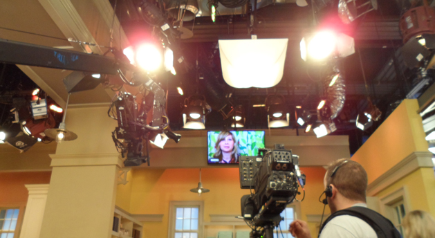 Meg on Martha Stewart Vlog
