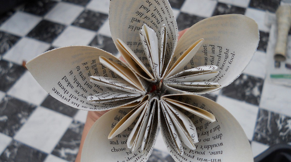 How To Paper Wedding Flowers Make