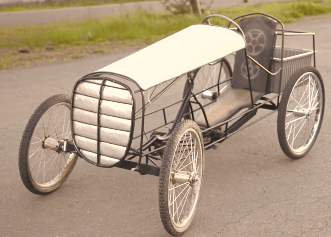 Meet the Makers: Death Defying Pedal Car Figure 8 Races