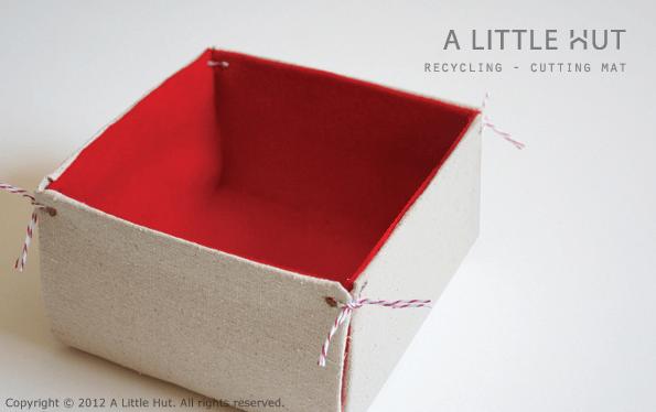 How-To: Upcycled Storage Bin