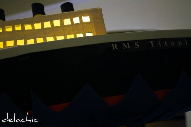 Paper Titanic Derby Hat