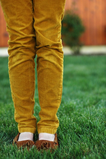 How-To: Turn Straight Jeans into Skinnies