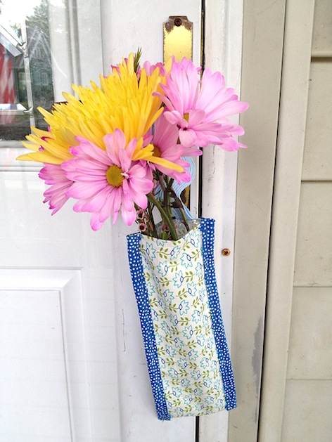 How-To: Fabric May Basket for May Day
