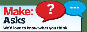 Make: Asks – Your Favorite Building Set?