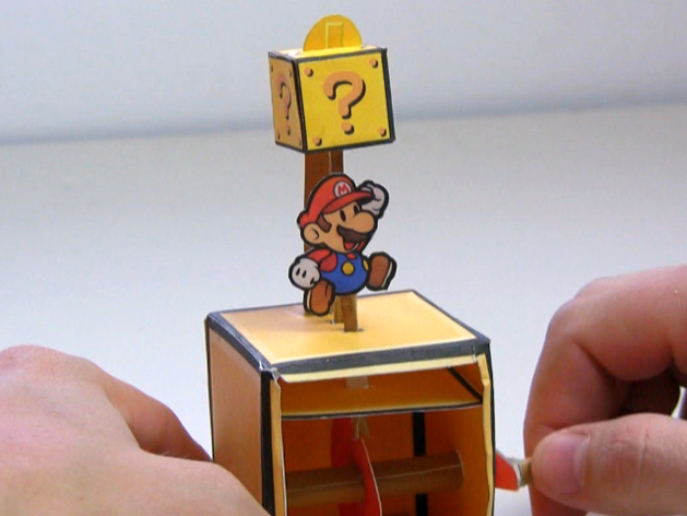 Paper Mario Brothers Automaton